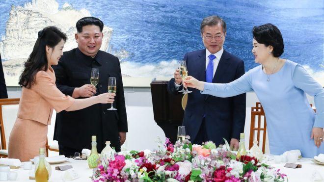 Bắc Hàn - Nam Hàn