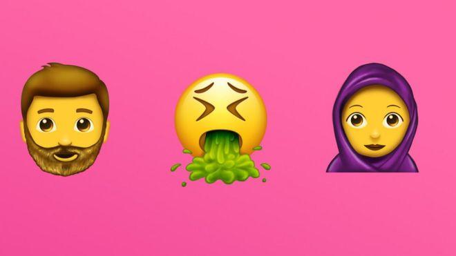 Zombis, cara de loco, mujer amamantando y otros 53 nuevos emojis que podrás usar en tu celulaR