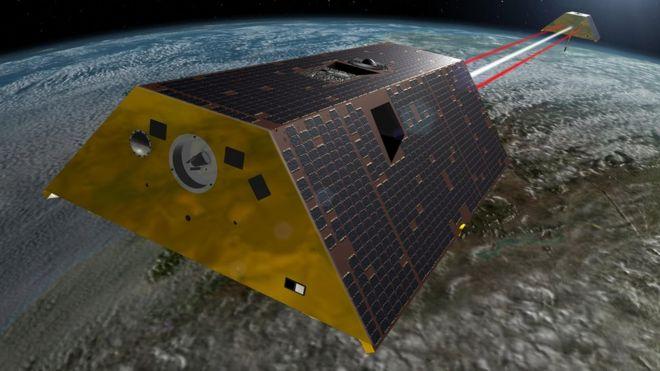 ESTADOS UNIDOS / ALEMANIA: Grace, la misión espacial