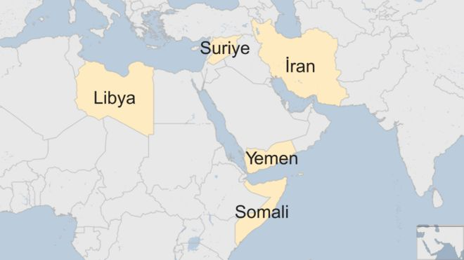Çad, ABDnin seyahat yasağı listesinden çıkarıldı
