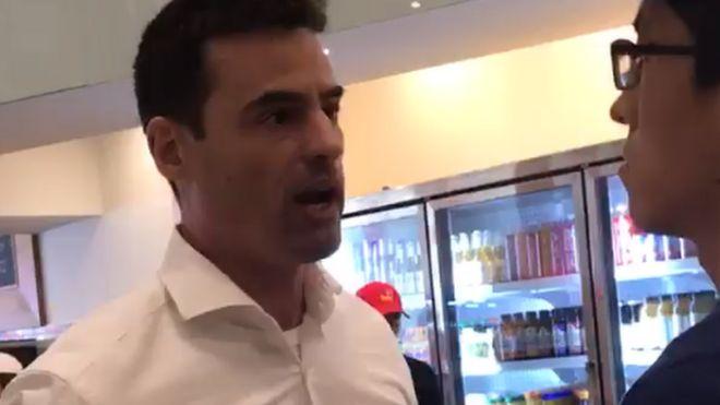 El incidente racista protagonizado por un abogado de Nueva York