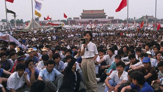 Giới đấu tranh dân chủ Việt Nam học được gì từ phong trào đấu tranh Thiên An Môn năm 1989?