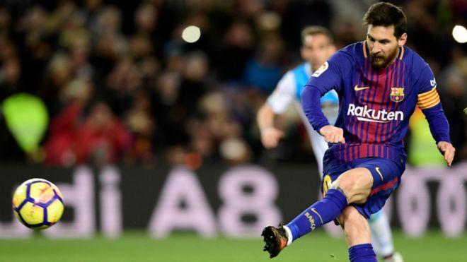 Fc Barcelona Reports Record Revenues Bbc News