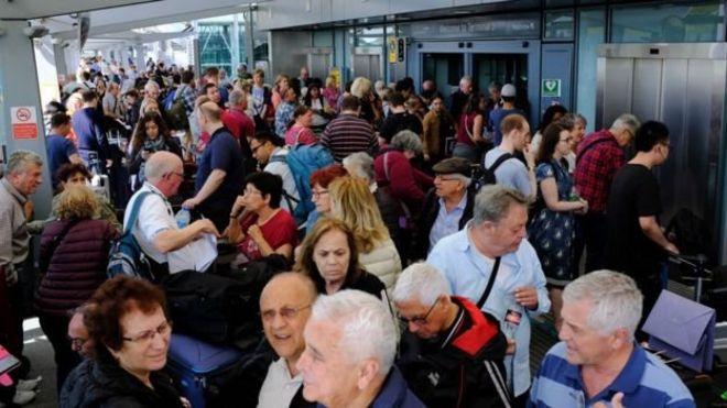 پروازهای لغو شده بریتیش ایرویز به حال عادی برمیگردد