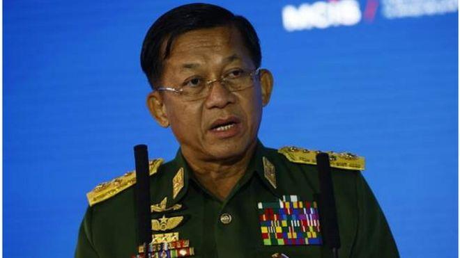 အာဏာသိမ်းစစ်ကောင်စီ ခေါင်းဆောင် ဗိုလ်ချုပ်မှူးကြီးမင်းအောင်လှိုင်ကို အာဆီယံအဖွဲ့က ထိပ်သီးဆွေးနွေးပွဲတက်ခွင့်မပြု