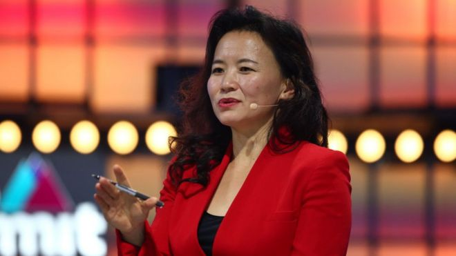 Cheng Lei: China says journalist 'endangered national security'