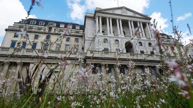 Bank of England exterior