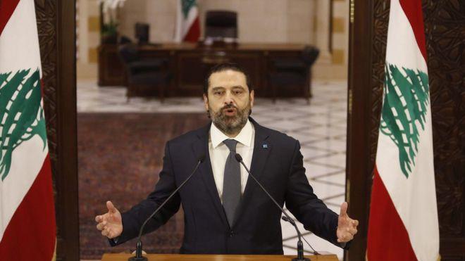 اعتراضهای لبنان؛ سعد حریری میگوید یک 'تحول مالی' در راه است