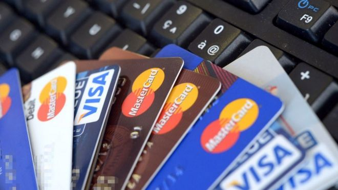 Credit and debit card surcharges to be banned bbc news credit cards colourmoves