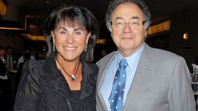 Honey and Barry Sherman were renowned for their charity fundraising