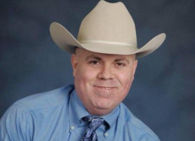 Denton County Sheriff Tracy Murphree.