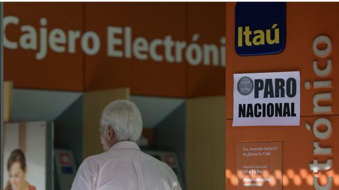 Banco En Argentina