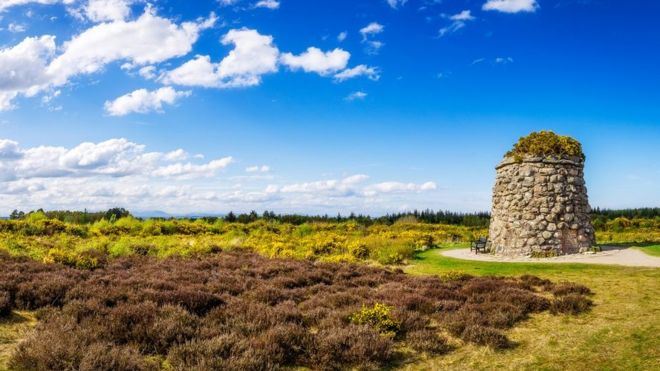Image result for culloden battlefield