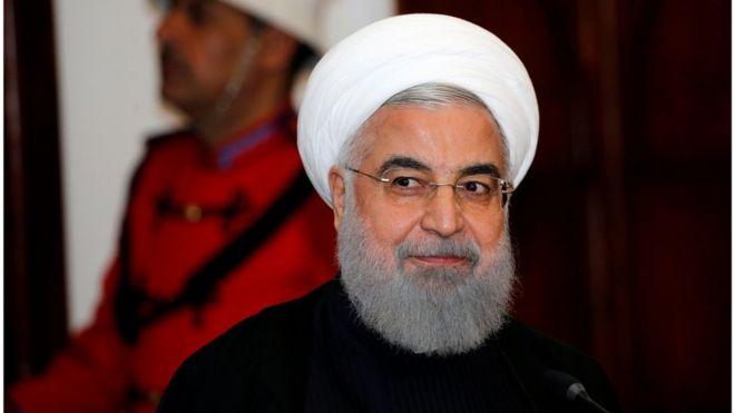 العقوبات الأمريكية على إيران: روحاني يدعو القوى السياسية في بلاده إلى