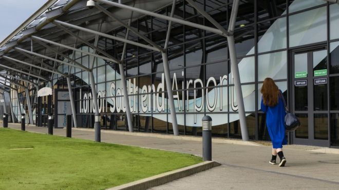 Woman arrested at Southend Airport over cabin crew assault