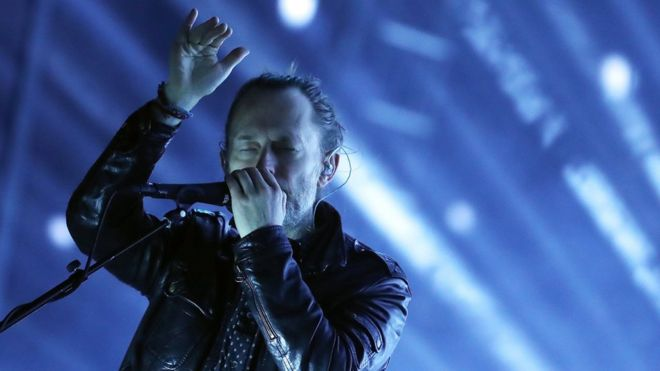 Record Store Day: Radiohead\'s OK Computer tops indie chart - BBC News