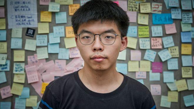 Joshua Wong không phải là 'người gốc Việt'