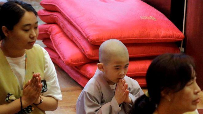 Реакция практикующих буддистов на напоминания о смерти совершенно нетипичная