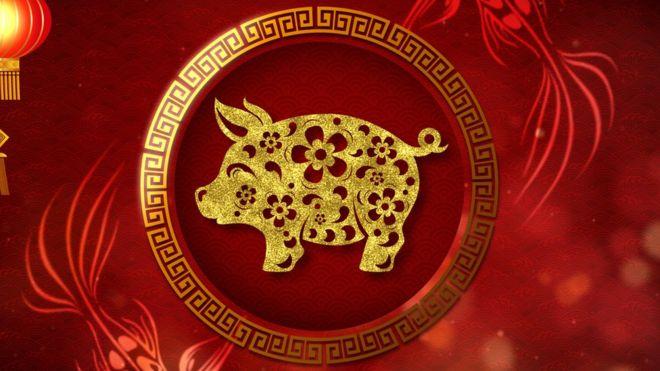 Resultado de la imagen del año del cerdo