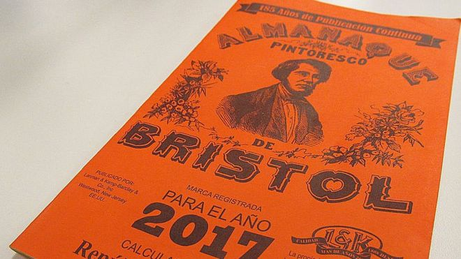 Calendario Junio 1986.El Almanaque Pintoresco De Bristol Como Un Folleto Anual