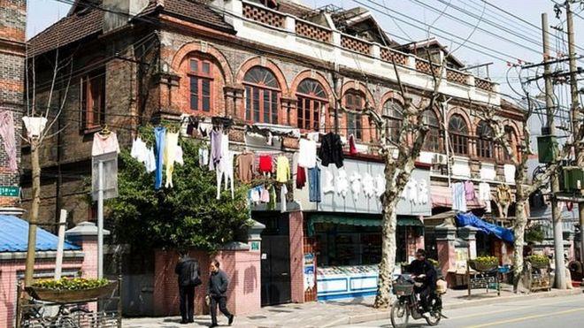 Barrio de Shanghái