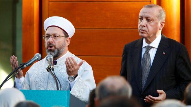 Cumhurbaşkanı Erdoğan, Köln'deki DİTİB Camii ile ilgili görsel sonucu