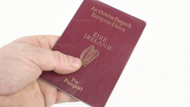 Ni Firm Asked Eligible Staff To Apply For Irish Passports Bbc News
