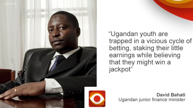 Online gambling: Are Ugandans hooked? - BBC News