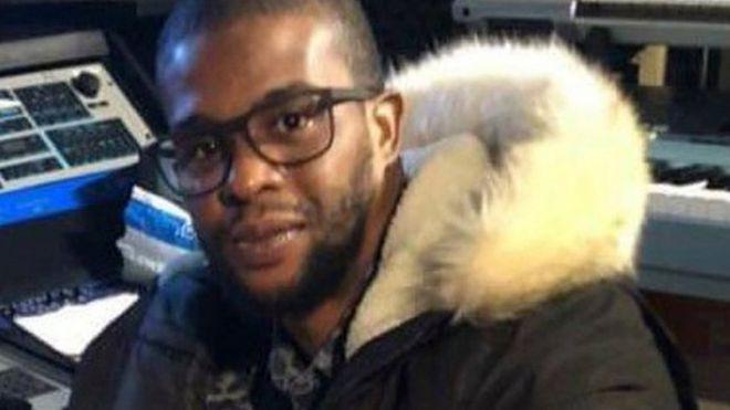 Darren Pencille: Lee Pomeroy Guildford train stab attacker