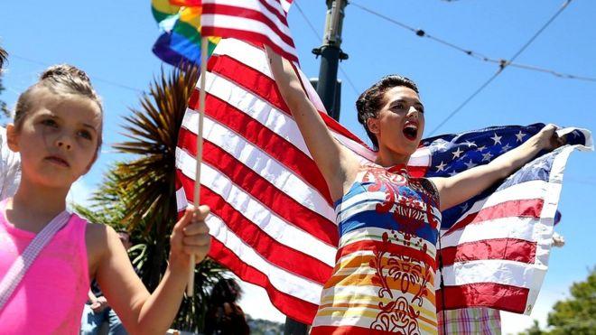 Если не случится чего-то из ряда вон выходящего, Калифорния не собирается выходить из состава США