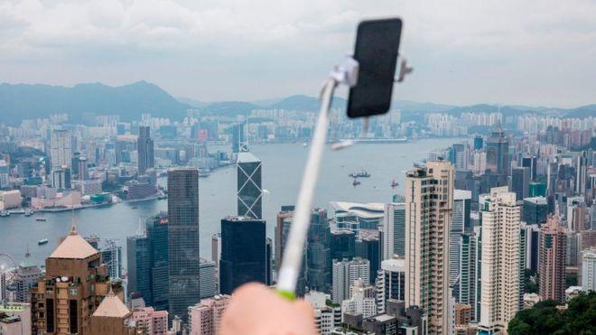 香港,2018年6月9日资料图片