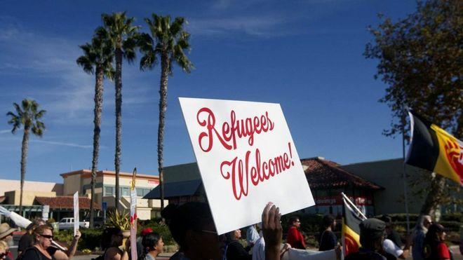 На юге Калифорнии приветствовали бы иммиграцию. А вот на севере - вряд ли
