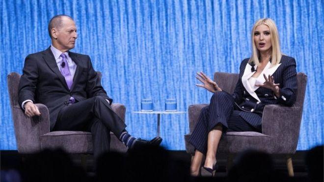 CES 2020: Ivanka Trump unfazed by critics at tech show