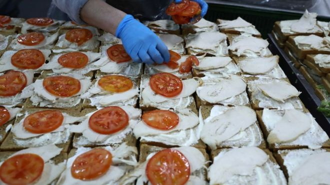 Image result for A sixth hospital patient has reportedly died after eating pre-packaged sandwiches and salads linked to a listeria outbreak.