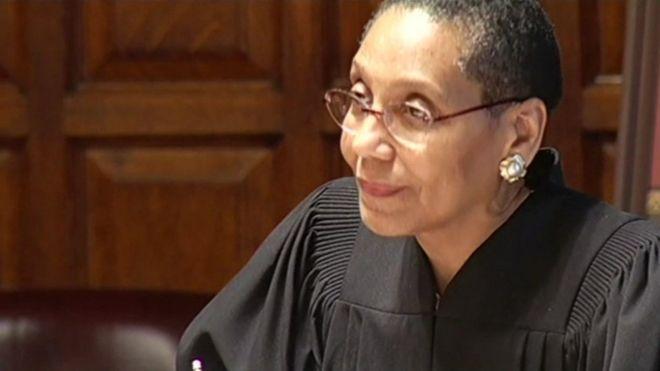 Justice Sheila Abdus-Salaam (file)