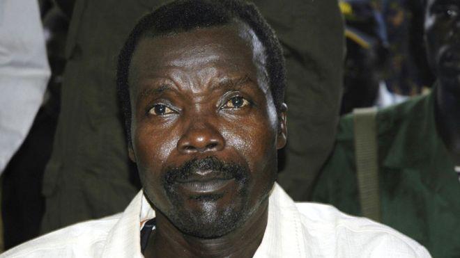 Joseph Kony - child kidnapper, warlord, 'prophet' - BBC News