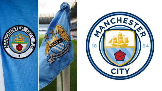 Manchester Citys new club badge design leaked online BBC News