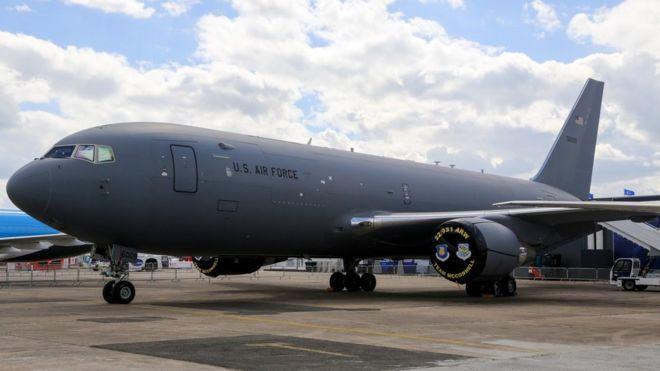 Boeing's KC-46 tanker