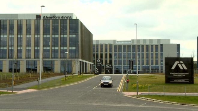 jobs to go in aberdeen and london at aker solutions bbc news