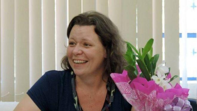 Karina Biondi escreveu livro sobre o PCC