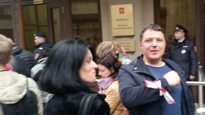 Сотни людей устроили в Москве протестное шествие против сноса старых домов - Цензор.НЕТ 8697
