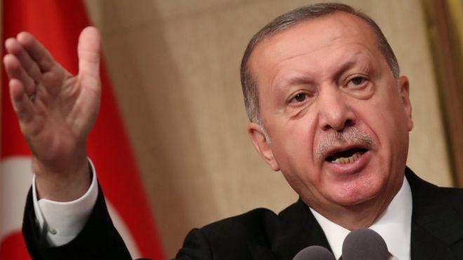 آقای اردوغان ماه پیش دوباره در انتخابات پیروز شد