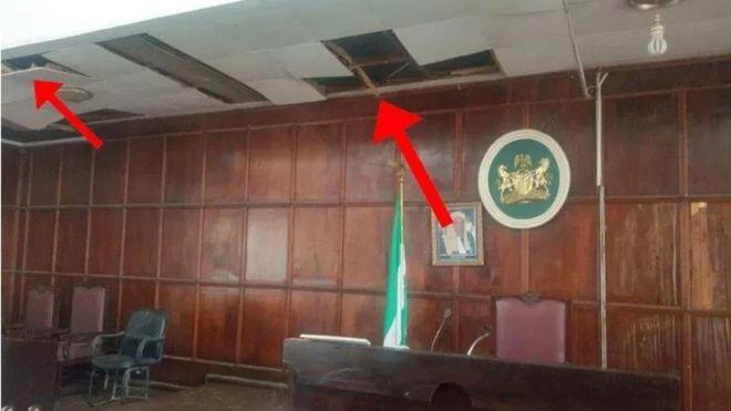 La chambre des députés de l'Etat d'Ondo
