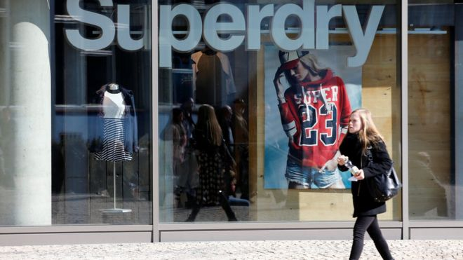 eebb4359 Superdry warns worse to come as profits plunge - BBC News