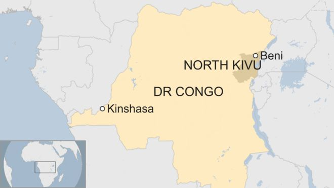 Dr Congo Jailbreak Frees 900 Inmates Bbc News