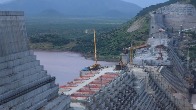 Image result for ethiopia dam""