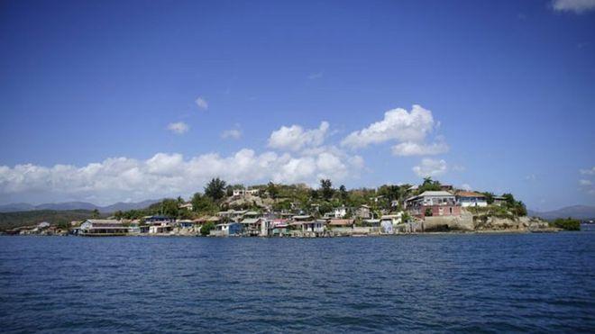 Ilha de Cayo Granma