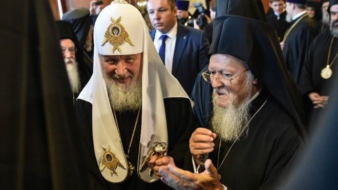 Russian orthodox church cuts ties with constantinople over ukraine russian orthodox church cuts ties with constantinople over ukraine m4hsunfo
