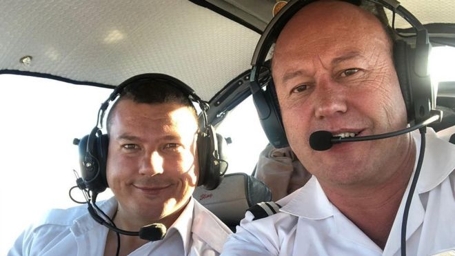 Cape to Cairo homemade plane project creators die in