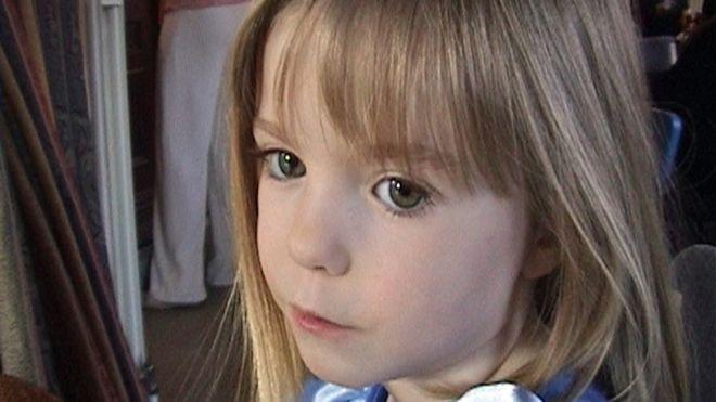 Madeleine McCann investigation continues ... _104306589_mccann_ho